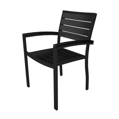POLYWOOD® Euro Arm Lounge Chair