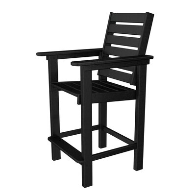 POLYWOOD® Captain Counter Outdoor Chair
