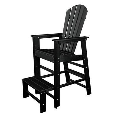 POLYWOOD® Shell Back Lifeguard Chair