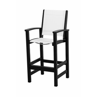 POLYWOOD® Coastal Bar Chair
