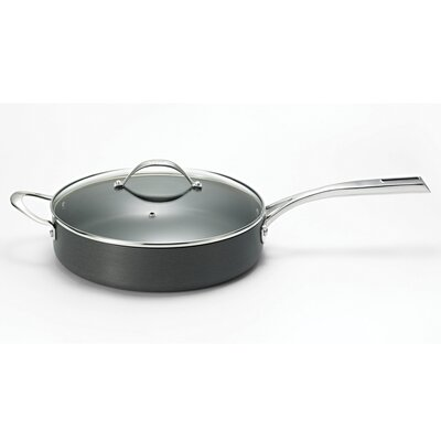 Cat Cora by Starfrit Hard Anodized Deep Fry Pan