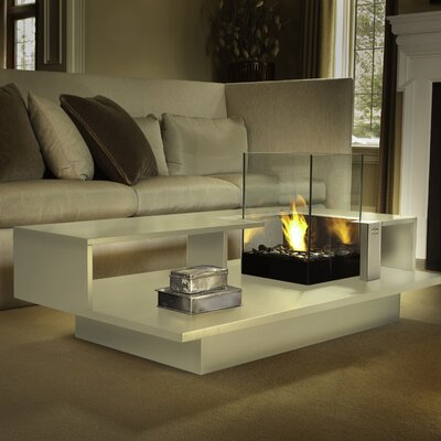 Decorpro Level Bio Ethanol Fireplace