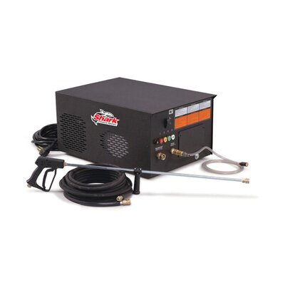 Shark Pressure Washers CB Series 3 GPM 2 HP Belt Drive Cold Water Pressure Washer