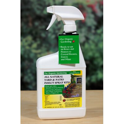 Monterey All Natural Yard and Patio Spray