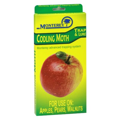 Monterey Codling Moth Trap and Lure