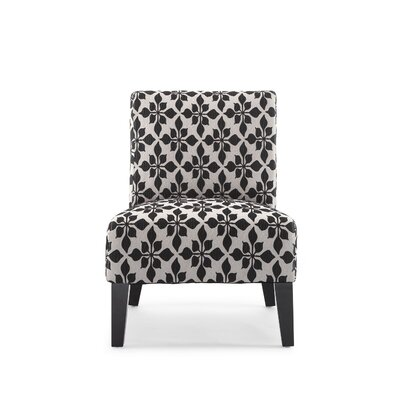 DHI Monaco Spades Slipper Chair