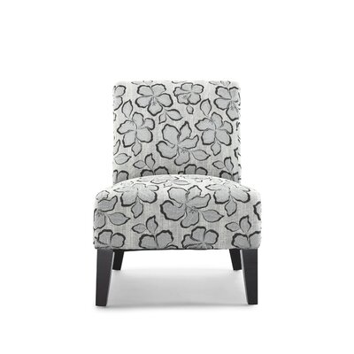 DHI Monaco Hibiscus Slipper Chair