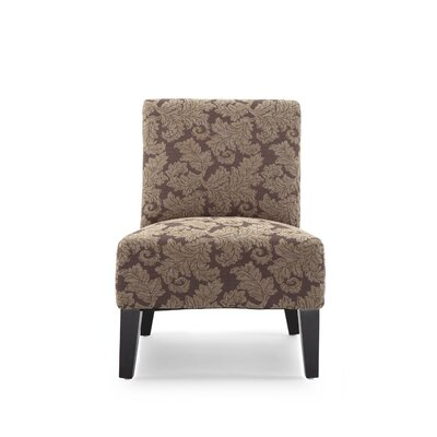 DHI Monaco Fern Slipper Chair