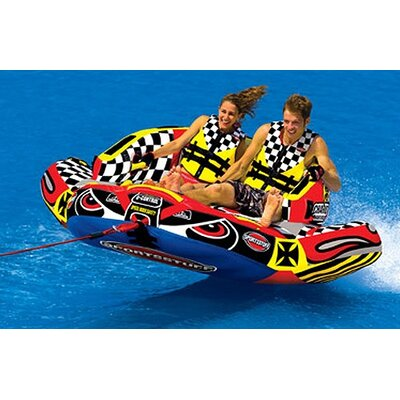 Sportsstuff Chariot Warbird 2 Towable Tube