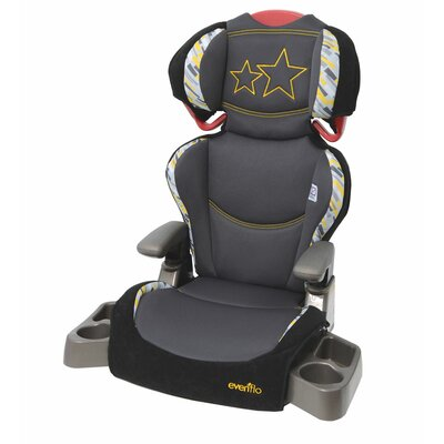 Evenflo Big Kid™ LX High Back SI - Side Impact Wyder Booster Seat