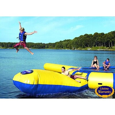 Rave Sports Aqua Launch Water Trampoline Attachment