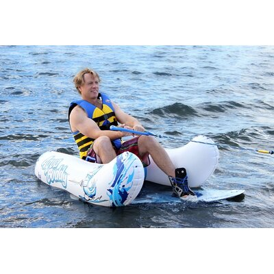 Rave Sports Aqua Buddy Inflatable Ski / Wake Trainer