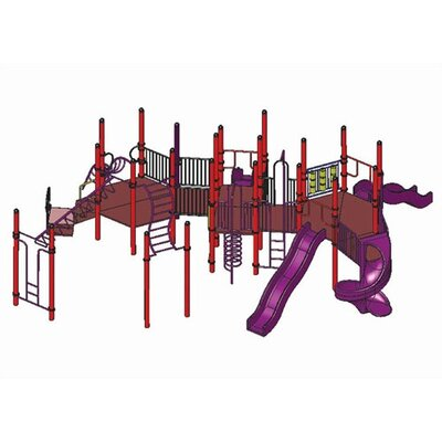 SportsPlay Katherine Modular Play Set