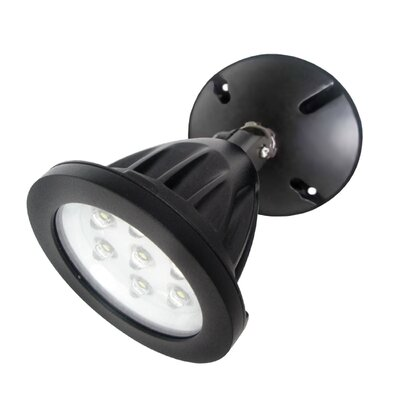 7 Light Wall Mount Flood Light