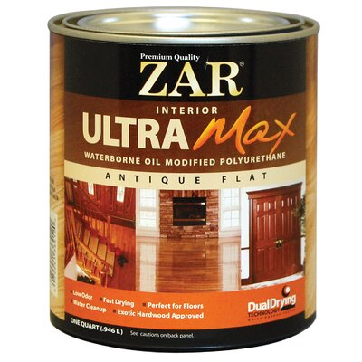 UGL Zar® Antique Flat Interior Max Waterborne