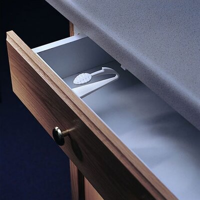 KidCo Adhesive Cabinet and Drawer Latch