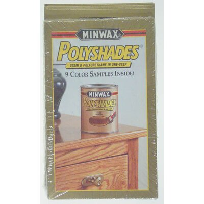 Minwax Polyshades Color Cards 00361