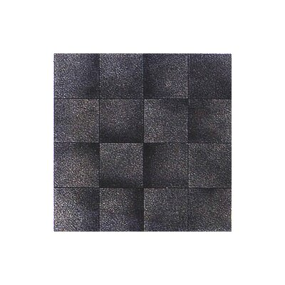 "Home Dynamix 12"" x 12"" Vinyl Tile in Grey Marble Cubism"