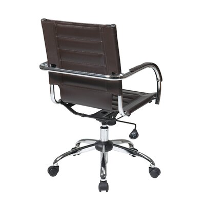 Ave Six Mid-Back Trinidad Office Chair