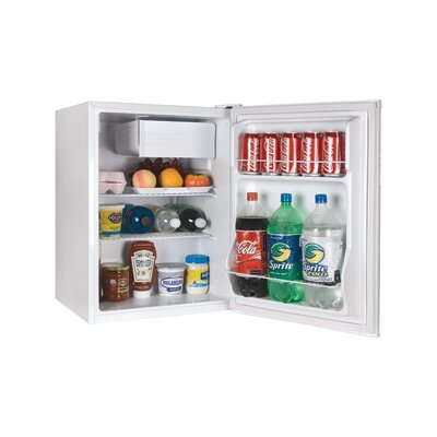 Haier 2.7 Cu. Ft. Energy Star Qualified Refrigerator/Freezer