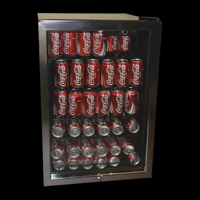 150 Can Beverage Cooler w/ Automatic Interior Light