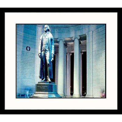 Great American Picture Jefferson Framed Photograph