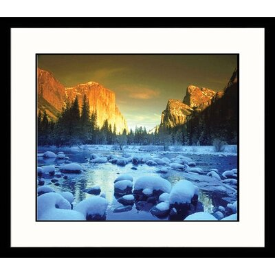 Great American Picture El Capitan, California Framed Photograph