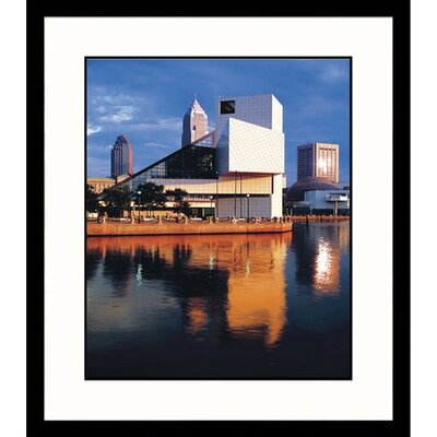 Great American Picture Rock and Roll Hall of Fame Framed Photograph - Adam Jones