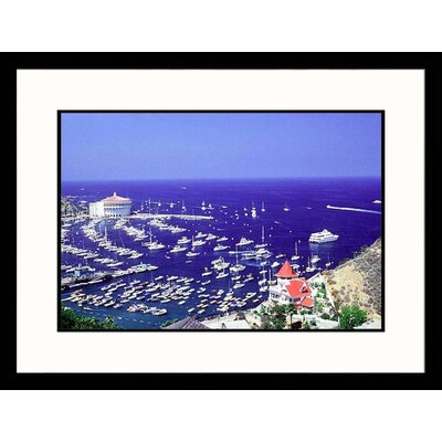 Great American Picture Catalina Island, California Framed Photograph - Mick Roessler