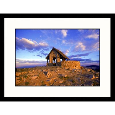 Great American Picture Shelter Brianhead, Utah Framed Photograph - Jim Wark