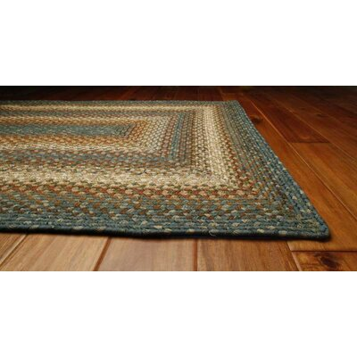 Homespice Decor Ultra-Durable Coral Racetrack Rug