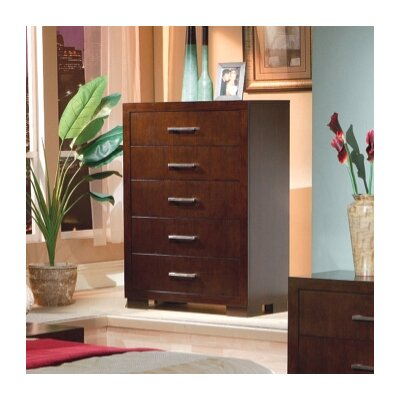 Wildon Home ® Jessica 5 Drawer Chest
