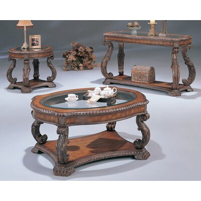 Wildon Home ® Azusa Coffee Table Set