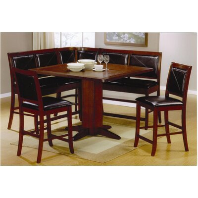 Wildon Home ® Inglewood 6 Piece Counter Height Dining Set