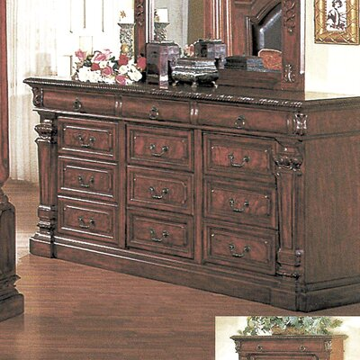 Wildon Home ® Sophie 12 Drawer Dresser