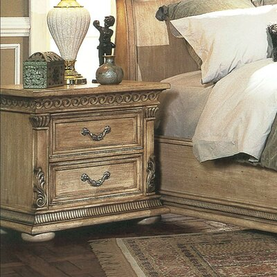 Wildon Home ® Florence 2 Drawer Nightstand