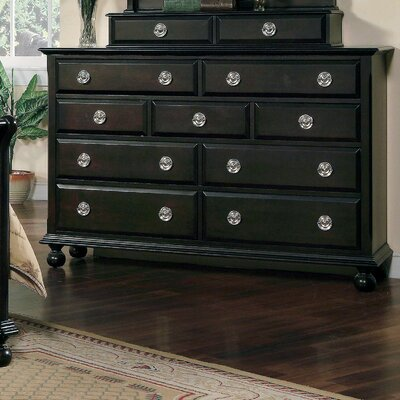Wildon Home ® Marlon 9 Drawer Dresser
