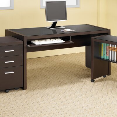 Wildon Home ® Bicknell Standard Desk Office Suite