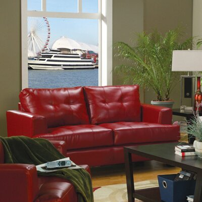 Wildon Home ® Comet Loveseat