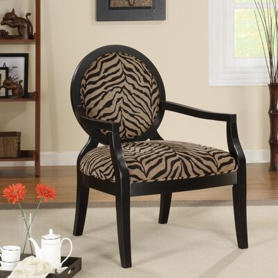 Wildon Home ® Accent Fabric Arm Chair