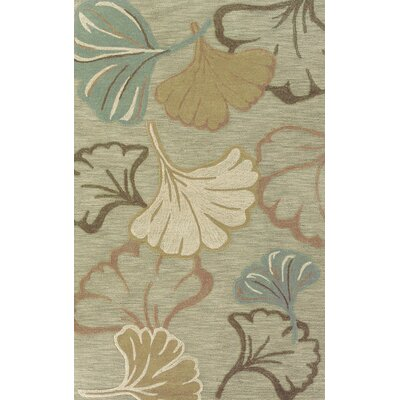 Oriental Weavers Sphinx Lotus Green Multi Rug