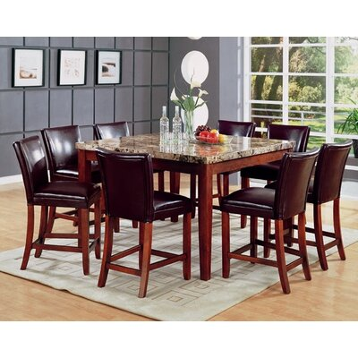 Wildon Home ® Woodside Counter Height Dining Table