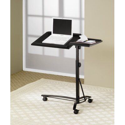 Wildon Home ® Laptop Desk Stand in Black