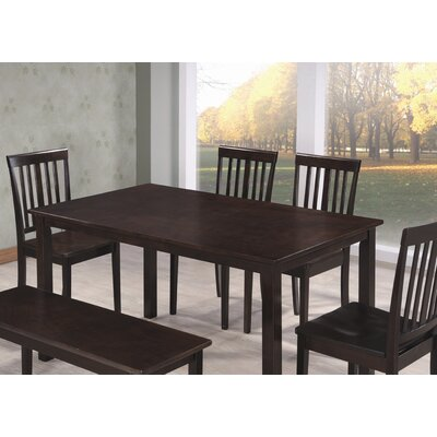 Wildon Home ® Edmonson 6 Piece Dining Set