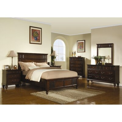 Wildon Home ® Mclean 6 Drawer Dresser