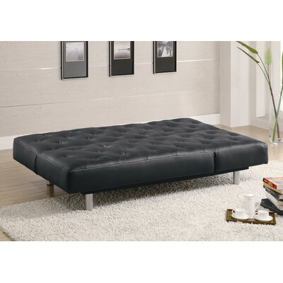 Wildon Home ® Millsap Vinyl Sleeper Sofa
