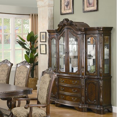 Wildon Home ® Fenland China Cabinet