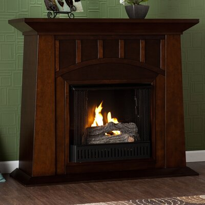 Wildon Home ® Kingsbury Gel Fuel Fireplace