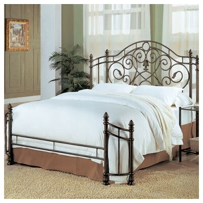 Wildon Home ® Mill Valley Queen Metal Bedroom Collection