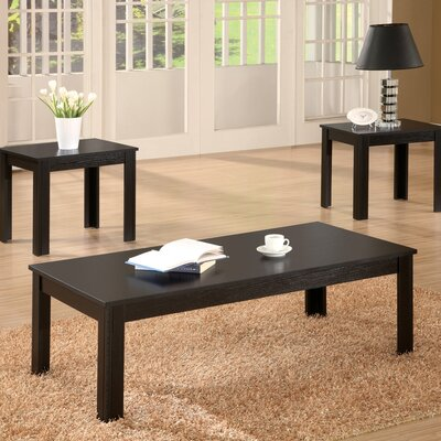 Wildon Home ® Winslow 3 Piece Coffee Table Set